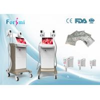 China freeze fat weight loss ultrasonic fat cavitation cryolipolysis slimming machine for sale on sale