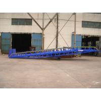 China 8000Kg manual mechanical durable Loading Dock Ramp on sale