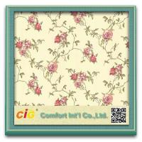 China Resistant to wear Modern Decorative Wallpaper , Living Room PVC Wallpapers wholesale