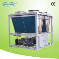 Quality HVAC Air Cooled Air Conditioning System , OEM Air Cooled Split Unit for sale