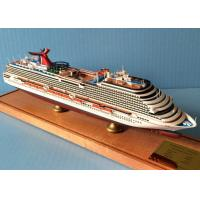 Cruise Historical Model Ships , Carnival Magic Cruise Ship Toy Model Boats Manufactures