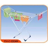 Clothes Dryer Rack (White PE Coating)