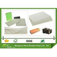 Standard Size 1050gsm 1.70mm Gray Paperboard for Making Paper Gift Box Manufactures
