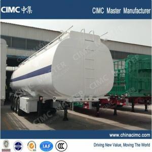 4 axles 54000liters fuel tanker trailer Manufactures