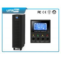 Industrial Uninterrupted Power Supply Pure Sine Wave Output Long Backup Time Manufactures