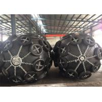 Chain And Tyre Type Protecting Fender Body Of Inflatable Jetty Rubber Fender