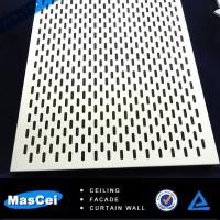 China Lay in Ceiling Tiles and AluminumPerforatedPlate on sale