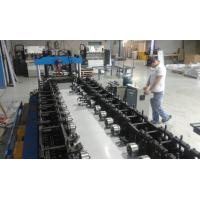 China 100mm-275mm Width Galvanized Steel Rack Shelving Shelf  Roll Forming Machine Fully Automatic wholesale