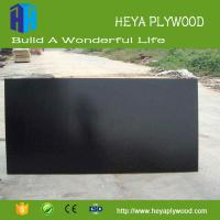 China HEYA high quality light weight concrete shuttering formwork plywood sheet for tanzania on sale