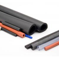Flexible Silicone Rubber Tubing Epdm Foam Solid Small Inner Thin Epdm Tube Manufactures