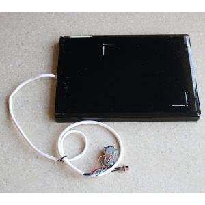 Buy cheap ISO18000-6C RS232 RFID Desktop Reader Writer , large USB Card UHF RFID Reader from wholesalers