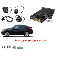 China HD 4CH Rugged 1080P Car DVR With 3G GPS WIFI Support 128GB SD Card on sale