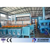 China Waste Paper Raw Material Apple Tray Making Machine / Egg Tray Forming Machine on sale