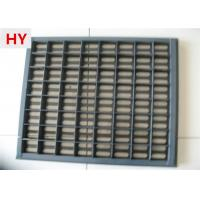 China Program Controlled Telephone Exchange Center Raised Access Floor HPL 600mm×600mm×35mm on sale