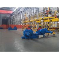 400 Tons High Capacity Pipe Welding Rotator Motor Driven for Containers Boilers