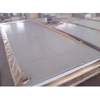 Anti Corrosion Cold Rolled Steel Sheet Metal For  Construction Field / Ships