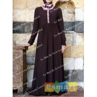 China Modern tradition style Arab women robe muslim islamiv clothing on sale