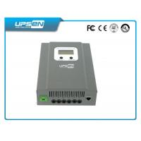 high efficiency MPPT solar power controller with fan cooling function Manufactures