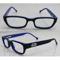 Blue Childrens Hand Made Acetate Glasses Frames For Reading Glasses Manufactures