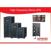 Battery voltage can be choice Efficiency up to 93.5 % high frequency online UPS Manufactures