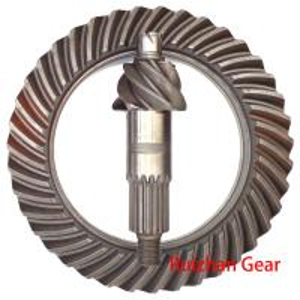 58~62 HRC Hardness 20CrMnTiH spiral bevel gear for ISUZU NPR OEM 8-97023-639 10KG Manufactures