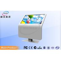 "Bluetooth Function 32"" Waterproof Interactive Multi Touch Table With Strong Glass Manufactures"