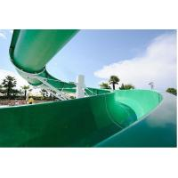 Spiral Water Slide Children Fiberglass High Speed Water Slide Manufactures