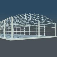 China Customized Light Heavy Steel Structure Design For Structural Steel Fabricators on sale
