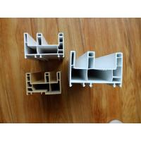 customized eco-friendly PVC plastic extruded shapes for refrigerator door frame Manufactures