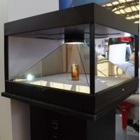 100X100 120X120 Sizes 3D Holographic Display Box Used In Mobile Phone Manufactures
