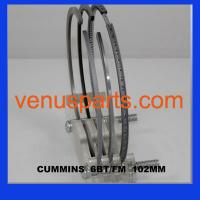 Cummins 6BT/6CT/NT855/NH220 piston ring 3802230,3802424 Manufactures
