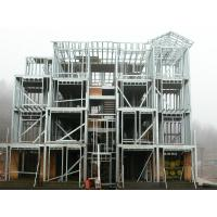 China Rapid Site Construction Structural Steel Fabrications Warehouse In Precise Calculation / Pre-assembly on sale