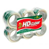 Waterproof Clear Colored Tape , BOPP Box Sealing Tape Custom Logo Manufactures