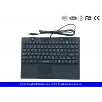 IP68 Waterproof Washable Silicone Keyboard With Function Keys Manufactures