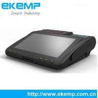 China Andriod POS Terminal, Biometric Time Attendance System P10 with RFID Reader on sale