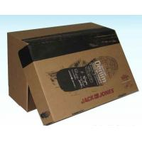 Buy cheap High quality Baby shoe box packaging manufacture in Shanghai from wholesalers
