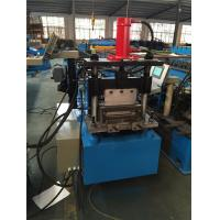 China Blue Steel Stud Roll Forming Machine Australia Standard Fencing Frame 40GP Container on sale