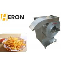 China 300kg Commercial Potato Chip Fryer , Continuous Chips Manufacturing Machine on sale