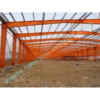 Simple Steel Frame Type Industry Steel Building Design And Fabrication Manufactures