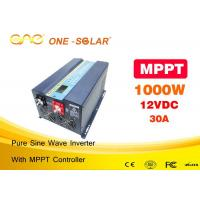 Off Grid Single Phase Residential Home Solar Inverters 30A MPPT Solar PV Inverter Manufactures