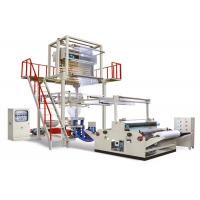 Rotary Die Head Extruder Film Blowing Machine For Liquid Packaging FB-A