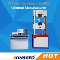 Computer Servo Electronic Hydraulic Universal Testing Machines For Metallurgy Manufactures