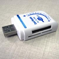 China 480mbps usb card reader mobile phone accessories support SD, MMC,RS-MMC, Mini SD on sale