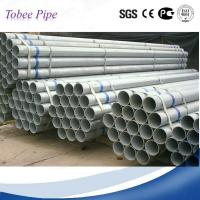 China Tobee ® Q235 ST35 galvanized iron pipe price for water pipe line on sale