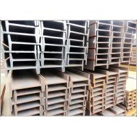 Hot Rolling GB/T700 Q345B Carbon Construction Steel I Beams for Plant / Bridge Manufactures