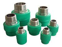 China PPR Male Adaptor water supply Pipe Fitting Mould on sale