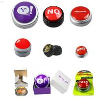 Press button music box with sound module for toys Manufactures