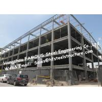 China Prefabricated Structural Steel Hotel Contracting and Steel Structure Office Buidings Supplier on sale