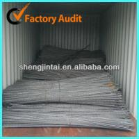 ASNZS4671 GR500N APPLYING ACRS Reinforcing Iron / Rebar / Concrete Steel Manufactures