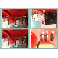 Electric Construction Material Handling Hoist Double Cages 34m/Min Manufactures
